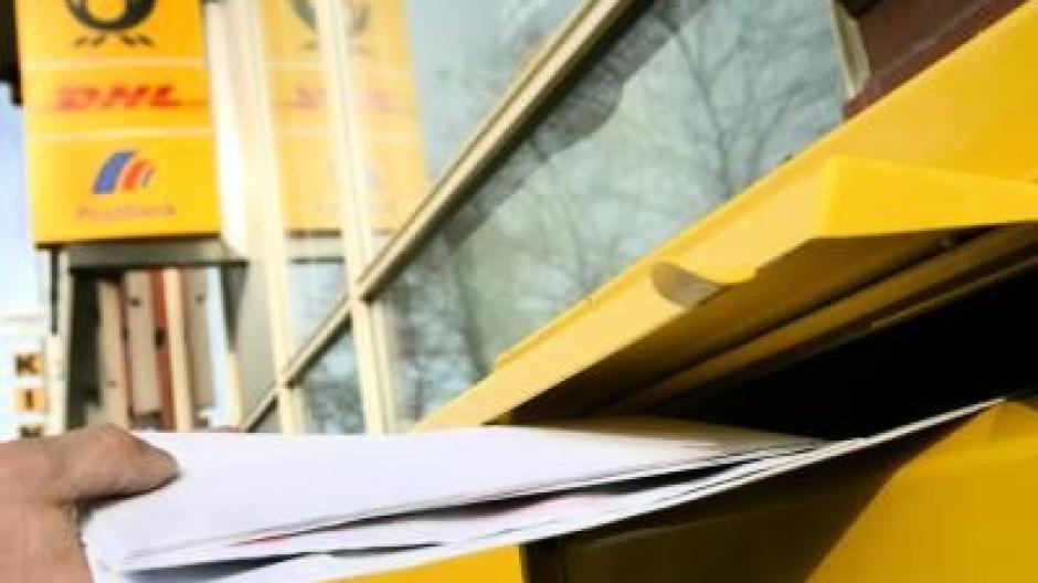 Post Will Für Online Brief Mit Zustellung 46 Cent Wirtschaft