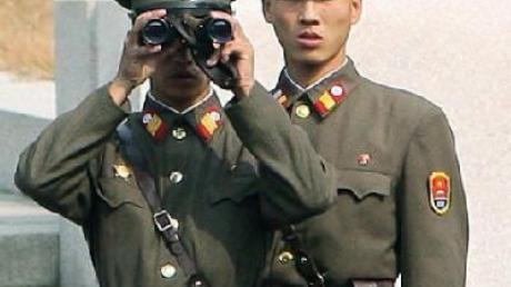 Nordkorea setzt Artilleriefeuer fort