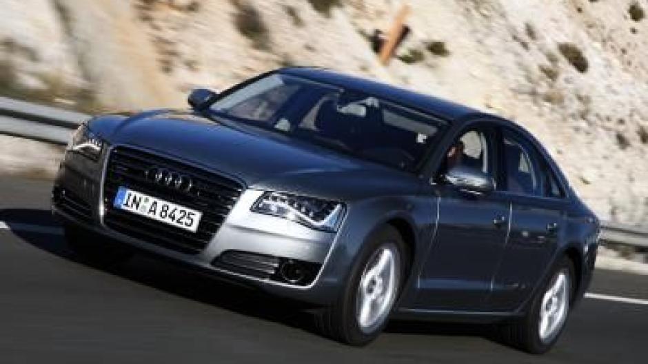 Audi A8 Flaggschiff Im Zeichen Der Ringe Auto Verkehr