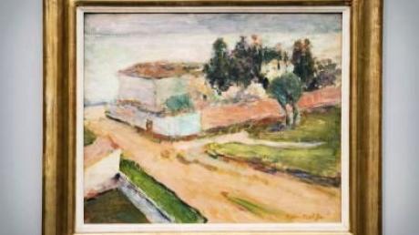 Bild von Matisse kehrt nach Frankfurt zurück