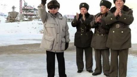 Nordkorea feiert 68. Geburtstag von Machthaber Kim