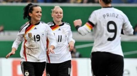 DFB-Elf beschert Prinz zum Jubiläum 3:0-Sieg