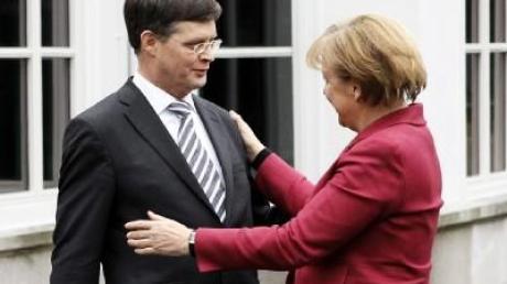 Deutschland und Niederlande für EU-Währungsfonds