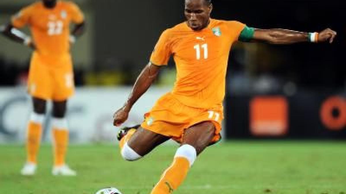 Afrikas Fußballer Des Jahres