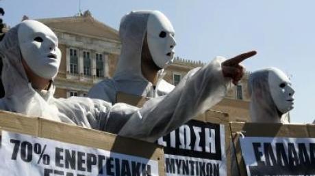 Lage in Griechenland nach Streikwelle beruhigt