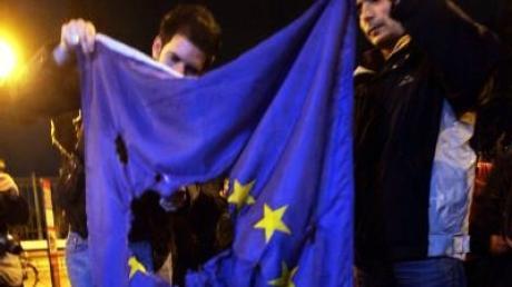 Schäuble: Kein Beschluss zu Notfallplan für Athen