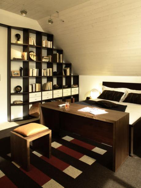 Wie Wenig Quadratmeter Wohnlich Wirken Bauen Wohnen