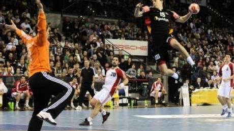 DHB-Auswahl rehabilitiert sich gegen Schweiz