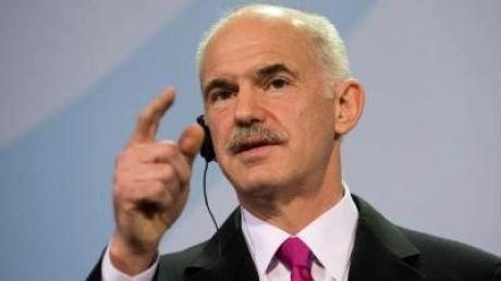 Papandreou:Reparationen sind «offenes Thema»