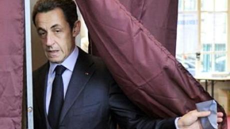 Wahlniederlage für Sarkozys Lager