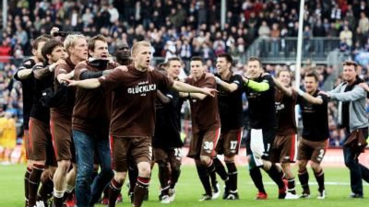 St Pauli 1. Liga