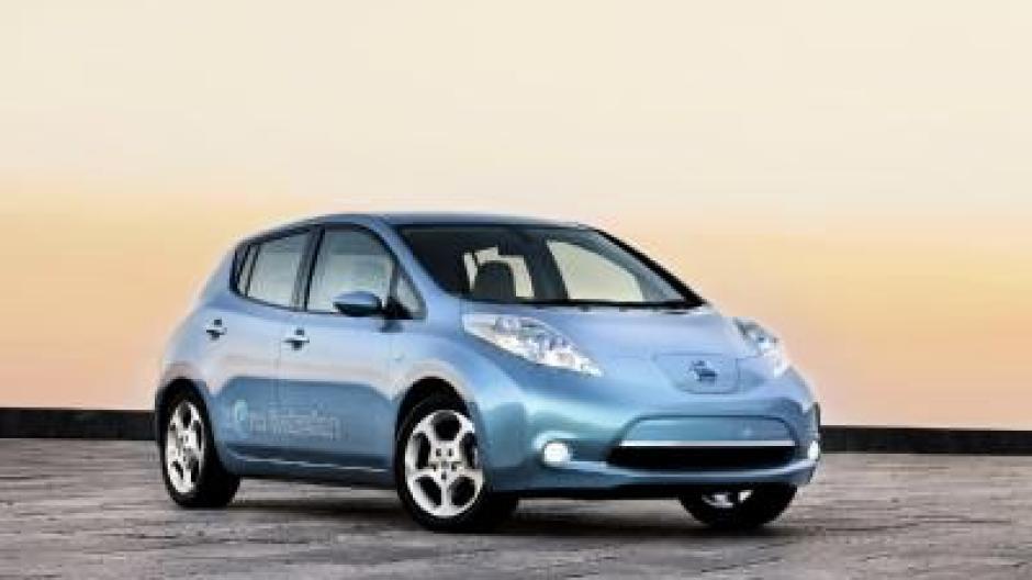 nissan leaf soll weniger als 30 000 euro kosten - auto & verkehr