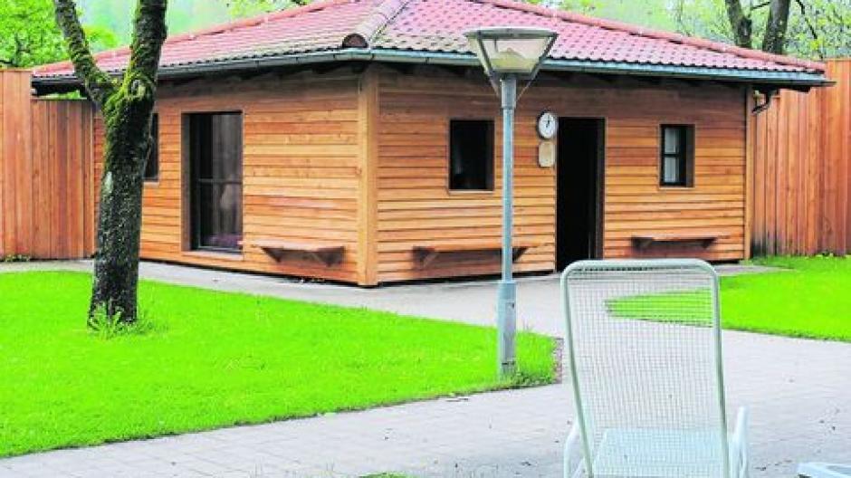 Bekannt Lechtalbad: Sauna im Außenbereich wird erneuert - Nachrichten OE67