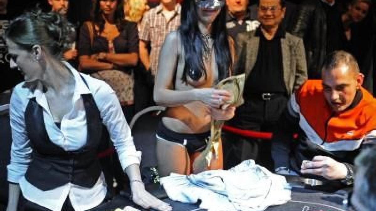 Strip Poker Meisterschaft