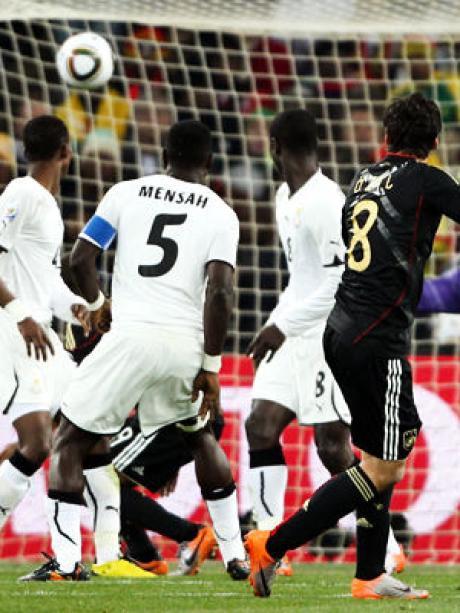 Wm 2010 Pressestimmen Nach Sieg Gegen Ghana Danke Mesut ösieg