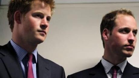 Prinz Harry will seinem Bruder helfen