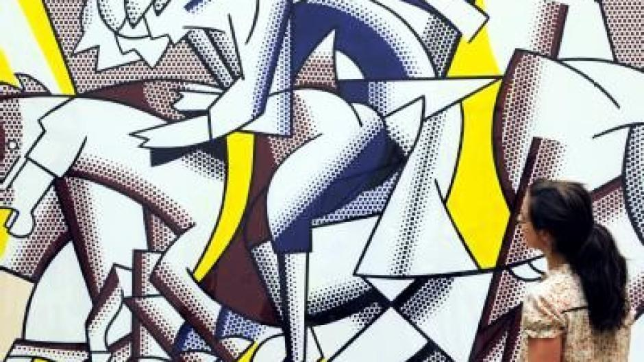 Pop-Art-Pionier Roy Lichtenstein in Köln - Kultur ...