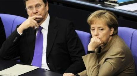 Merkel ruft Koalition zum Anpacken auf