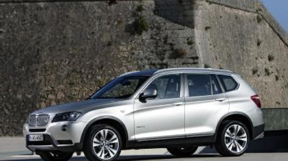 Neuer Bmw X3 Kostet Ab 39 100 Euro Auto Verkehr Themenwelten