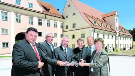 Umwälzungen hinter Klostermauern