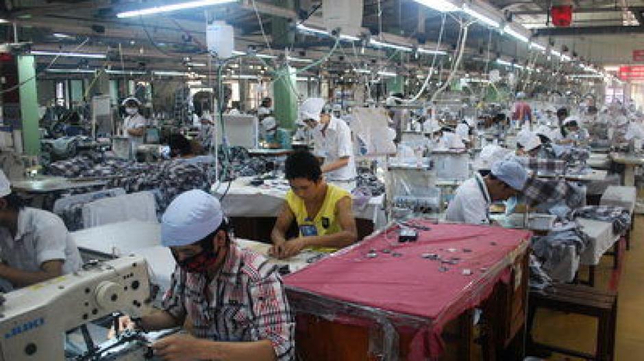 Textilindustrie Nähen Für 80 Euro Im Monat Wirtschaft Aktuelle