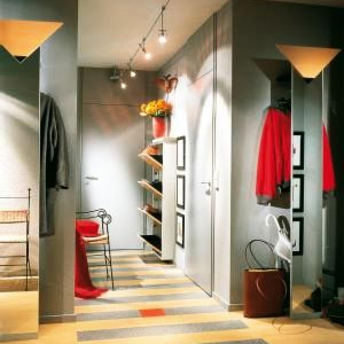 mehr als ein durchgangszimmer: den flur wohnlich gestalten - bauen