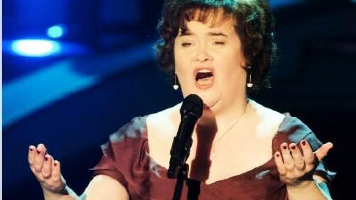 Boyle gestorben susan Susan Boyle