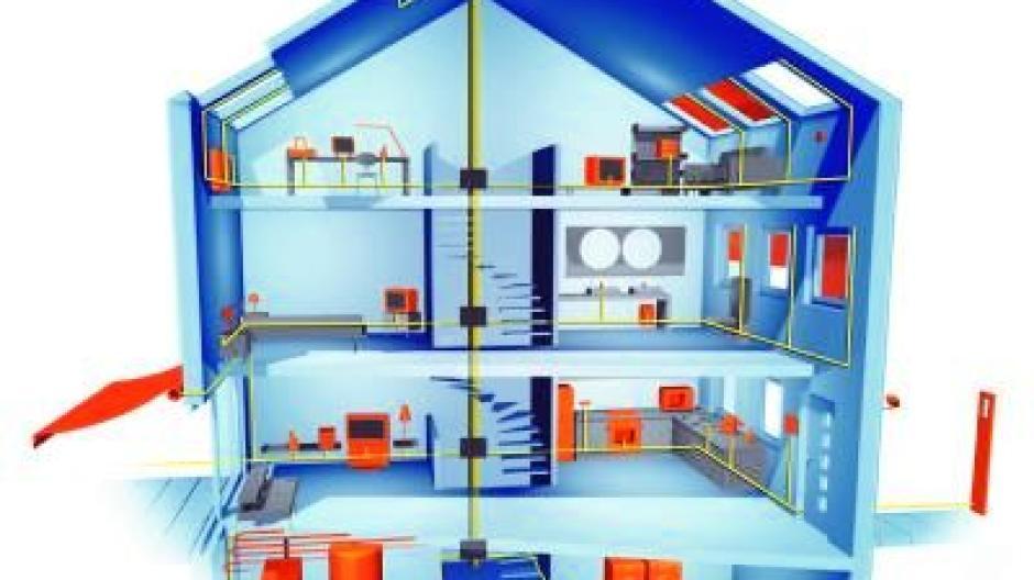 Das Haus Denkt Mit Intelligentes Wohnen Wird Die Zukunft Bauen