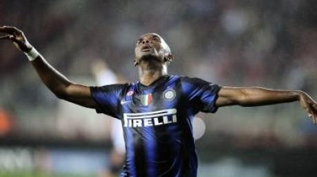 Inter Mailand neuer Spitzenreiter in Italien