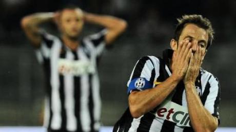 Heimpleite für Juventus Turin: 1:3 gegen Palermo