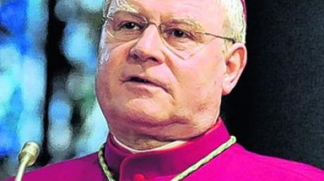 Bischof Zdarsa in Günzburg