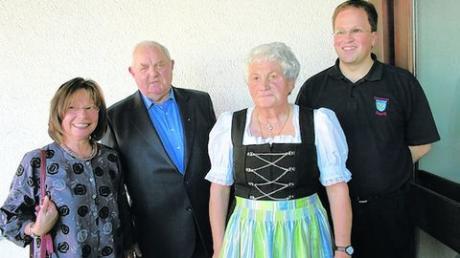 Andreas Kreutmayr ist 80
