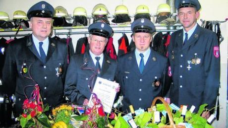 Feuerwehrler, auf die man sich verlassen kann