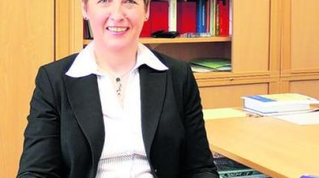 Gabriele Stein heißt die neue Geschäftsführerin im Amtsgericht. Foto: Belitz
