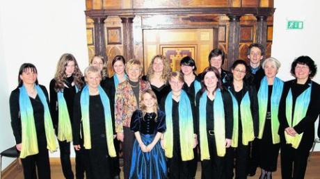 """Der Frauenchor """"Corda Vocale"""" plant zum zehnjährigen Bestehen ein neues Projekt. Dazu sind weitere Sängerinnen willkommen. Foto: Löffler"""