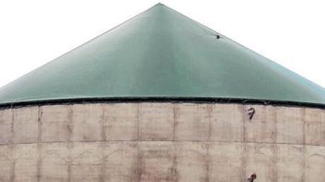 Grünes Licht für eine Biogasanlage