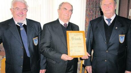 Altbürgermeister ist Ehrenmitglied