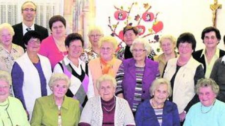 Frauenbund Wörleschwang feiert 30. Geburtstag