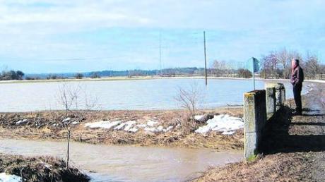 Hochwasserschutz oder Feuerwehrhaus?