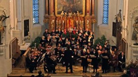 Philharmonie verzaubert mit Pastoralmesse