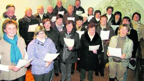 Zuhörer spenden für Altarpodest