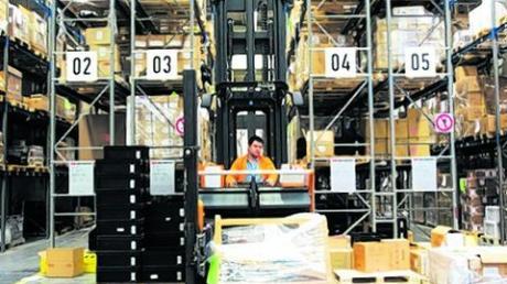 Logistiker lässt sich im Ländle nieder