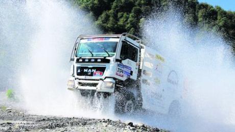 Sielenbacher steigt in Russland aufs Siegertreppchen