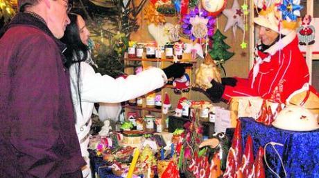 """Der Weihnachtsmarkt wird zur """"Feiermeile"""""""