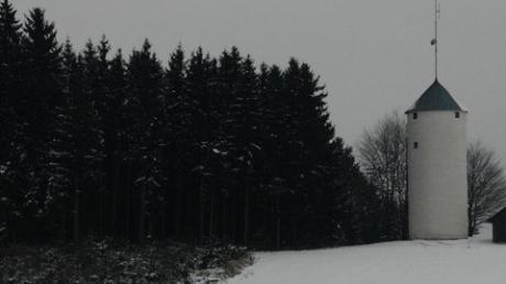 Wasserturm in Edenried