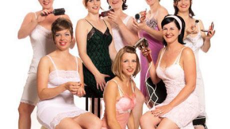 Jahreskalender 2011 der Volleball-Damen des SC Altenmünster