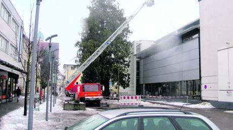Hauptschul-Turnhalle vorsorglich gesperrt