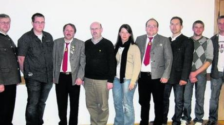 Neuer Vorstand für die SG Steindorf