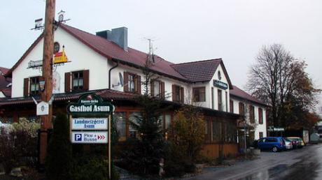 Schon vor fünf Jahren gab es ein Insolvenzverfahren gegen die Gasthof-Landmetzgerei Asum.