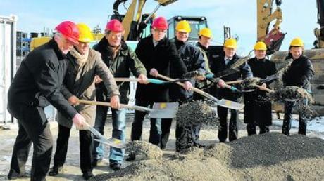 Sonepar erweitert: Neue Halle und Umschlagpunkt